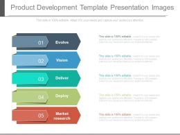 Product Development Template Presentation Images