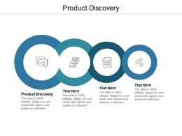 Product Discovery Ppt Powerpoint Presentation Infographic Template Template Cpb