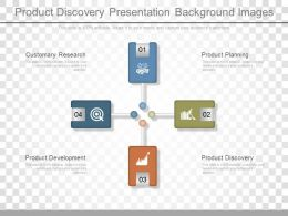 Product Discovery Presentation Background Images