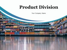 Product Division Powerpoint Presentation Slides