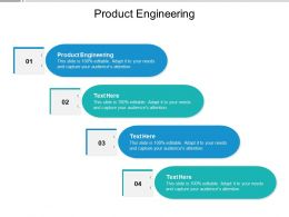 Product Engineering Ppt Powerpoint Presentation Summary Inspiration Cpb