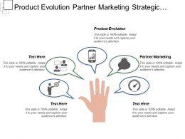 product_evolution_partner_marketing_strategic_management_adaptive_organizations_Slide01