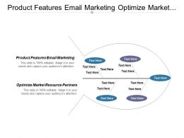 Product Features Email Marketing Optimize Market Resource Partners Cpb