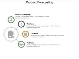 Product Forecasting Ppt Powerpoint Presentation File Themes Cpb