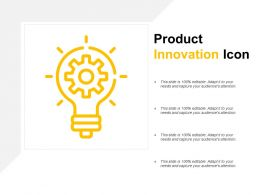 Product Innovation Icon