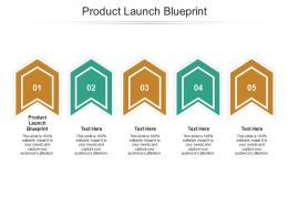 Product Launch Blueprint Ppt Powerpoint Presentation Infographic Template Picture Cpb