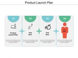 Product Launch Plan Ppt Powerpoint Presentation Infographics Show Cpb