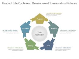 Product Life Cycle And Development Presentation Pictures