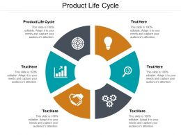 Product Life Cycle Ppt Powerpoint Presentation Pictures Influencers Cpb