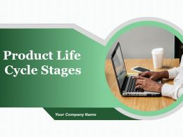 Product Life Cycle Stages Powerpoint Presentation Slides