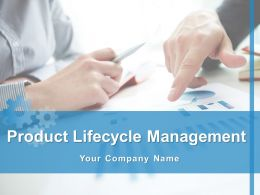 Product Lifecycle Management Powerpoint Presentation Slides