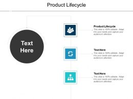 Product Lifecycle Ppt Powerpoint Presentation Gallery Layout Cpb