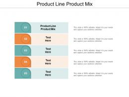 Product Line Product Mix Ppt Powerpoint Presentation Layouts Gallery Cpb