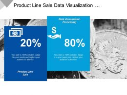 Product Line Sale Data Visualization Processing Resource Planning Cpb