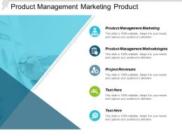 Product Management Marketing Product Management Methodologies Project Revenues Cpb