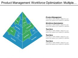 Product Management Workforce Optimization Multiple Brand Strategy Application Management Cpb