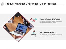 Product Manager Challenges Major Projects Advisory Agile Transformation Cpb