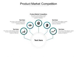 Product Market Competition Ppt Powerpoint Presentation Model Vector Cpb