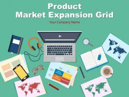 Product Market Expansion Grid PowerPoint Presentation Slides Go To Market