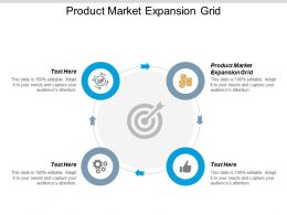 Product Market Expansion Grid Ppt Powerpoint Presentation Model Designs Cpb