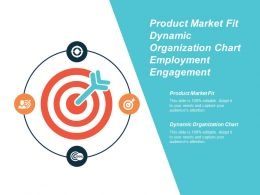 Product Market Fit Dynamic Organization Chart Employment Engagement Cpb