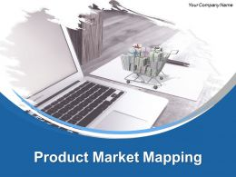 Product Market Mapping Powerpoint Presentation Slides
