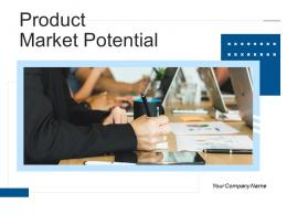 Product Market Potential Powerpoint Presentation Slides