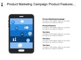 Product Marketing Campaign Product Features Reputation Management Business Acquisition Cpb