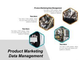 Product Marketing Data Management Ppt Powerpoint Presentation Icon Aids Cpb