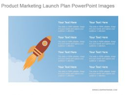 Product Marketing Launch Plan Powerpoint Images