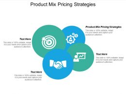 Product Mix Pricing Strategies Ppt Powerpoint Presentation Layouts Design Ideas Cpb