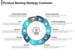 Product Naming Strategy Customer Appreciation Productivity Monitoring Rfp Cpb
