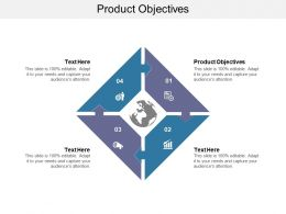 Product Objectives Ppt Powerpoint Presentation Slides Download Cpb