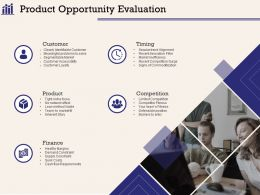 Product Opportunity Evaluation Limited Competition Ppt Powerpoint Presentation Inspiration Display