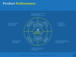 Product Performance Competent Ppt Powerpoint Presentation Ideas Rules