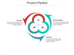 Product Pipeline Ppt Powerpoint Presentation Outline Templates Cpb