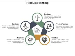 Product Planning Ppt Powerpoint Presentation Pictures Example File Cpb