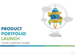 Product Portfolio Launch Powerpoint Presentation Slides