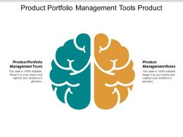 Product Portfolio Management Tools Product Management Roles Marketing Requirements Cpb