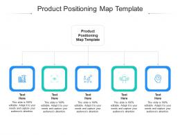 Product Positioning Map Template Ppt Powerpoint Presentation Show Graphics Design Cpb
