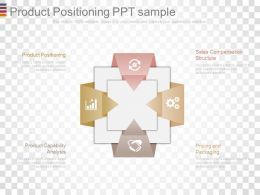 Product Positioning Ppt Sample