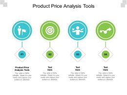 Product Price Analysis Tools Ppt Powerpoint Presentation Portfolio Slideshow Cpb