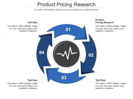 Product Pricing Research Ppt Powerpoint Presentation Professional Themes Cpb