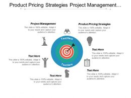 Product Pricing Strategies Project Management Retail Pricing Strategy Cpb
