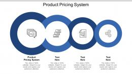 Product Pricing System Ppt Powerpoint Presentation Inspiration Slide Cpb