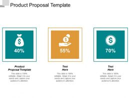 Product Proposal Template Ppt Powerpoint Presentation Inspiration Mockup Cpb
