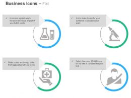 product_quality_analysis_microscope_medical_first_aid_ppt_icons_graphics_Slide01