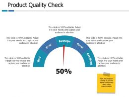 Product Quality Check Ppt Pictures Graphics Download