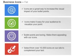 Product Quality Check Right Selection Quality Assurance Ppt Icons Graphics