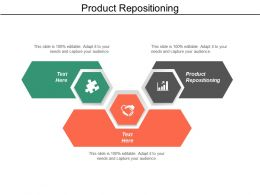 Product Repositioning Ppt Powerpoint Presentation Inspiration Information Cpb